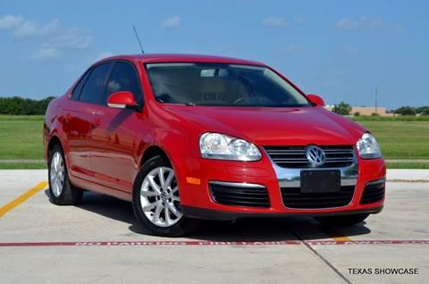 2010 Volkswagen Jetta for sale at TEXAS SHOWCASE in Houston TX