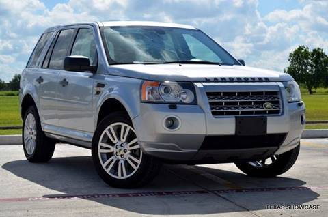 2009 Land Rover LR2 for sale at TEXAS SHOWCASE in Houston TX