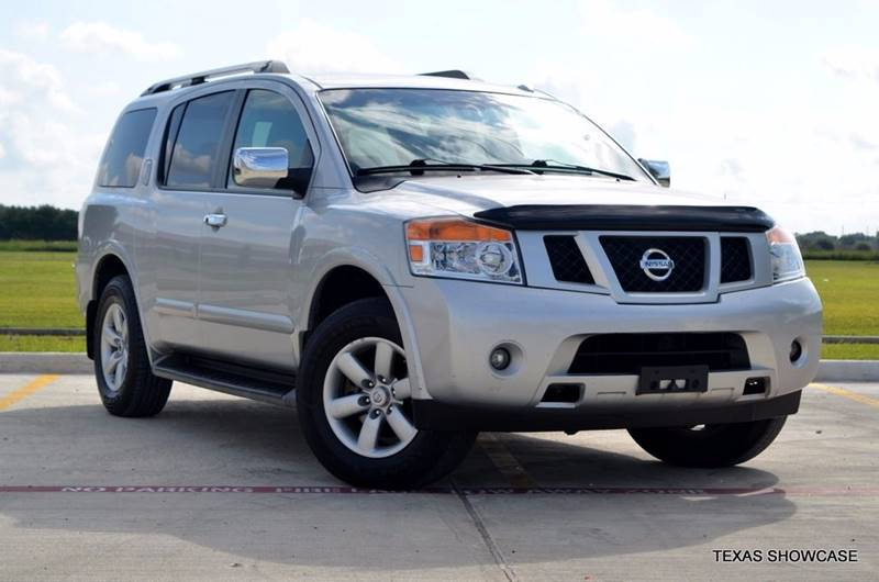 2010 Nissan Armada Se In Houston Tx Texas Showcase