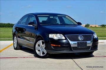 2008 Volkswagen Passat for sale at TEXAS SHOWCASE in Houston TX