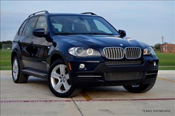 2009 BMW X5 for sale at TEXAS SHOWCASE in Houston TX