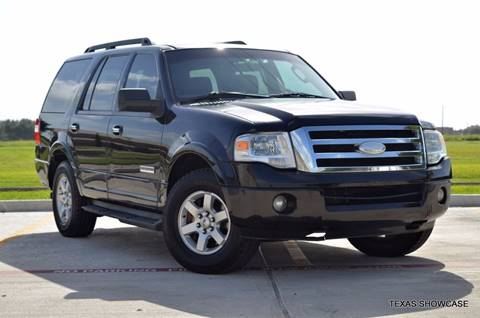 2008 Ford Expedition for sale at TEXAS SHOWCASE in Houston TX