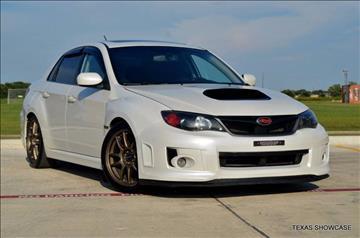 2013 Subaru Impreza for sale at TEXAS SHOWCASE in Houston TX
