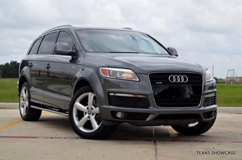 2009 Audi Q7 for sale in Houston, TX