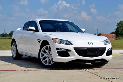 2009 Mazda RX-8 for sale at TEXAS SHOWCASE in Houston TX