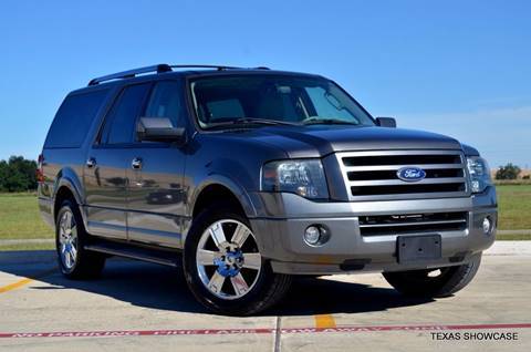 2010 Ford Expedition EL for sale in Houston, TX