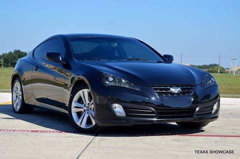 2012 Hyundai Genesis Coupe for sale in Houston, TX