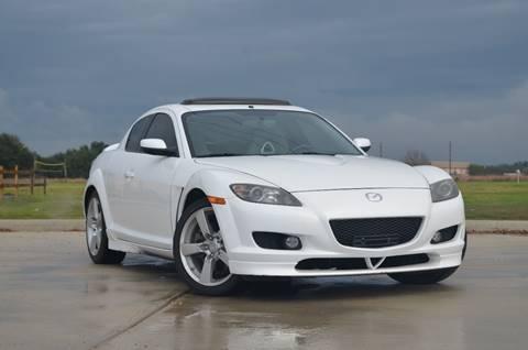 2007 Mazda RX-8 for sale in Houston, TX