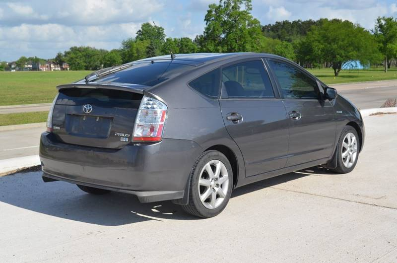 2008 Toyota Prius for sale at TEXAS SHOWCASE in Houston TX