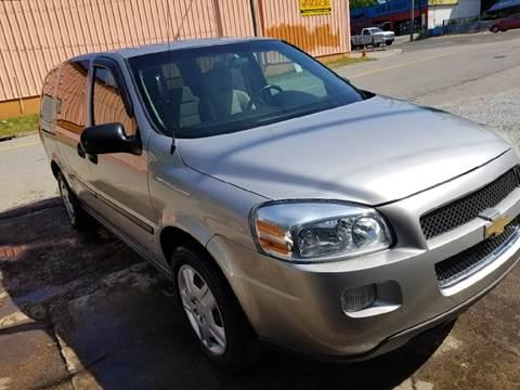 2006 Chevrolet Uplander for sale at Discount Motors Inc in Nashville TN