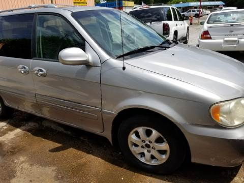 2004 Kia Sedona for sale at Discount Motors Inc in Nashville TN