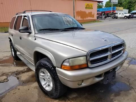 2001 Dodge Durango for sale at Discount Motors Inc in Nashville TN