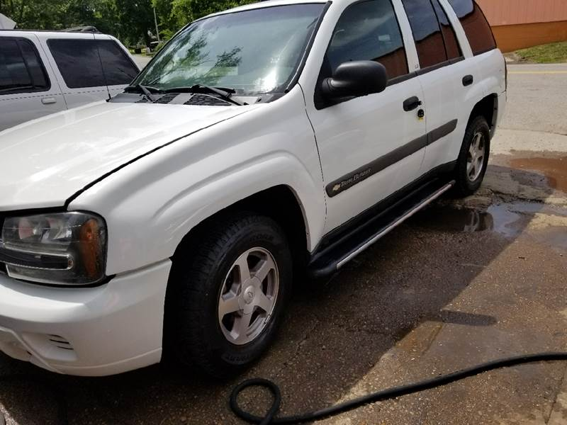 2004 Chevrolet TrailBlazer for sale at Discount Motors Inc in Nashville TN