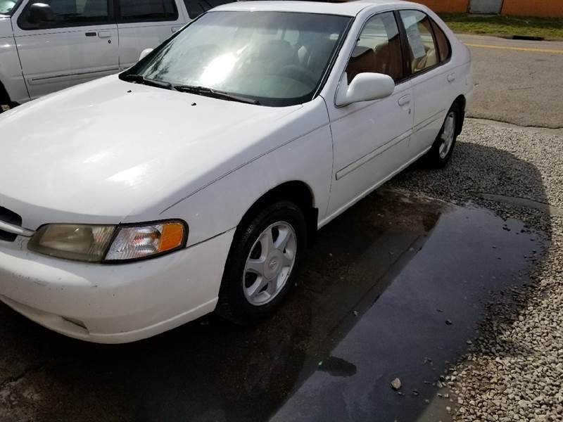 1998 Nissan Altima for sale at Discount Motors Inc in Nashville TN
