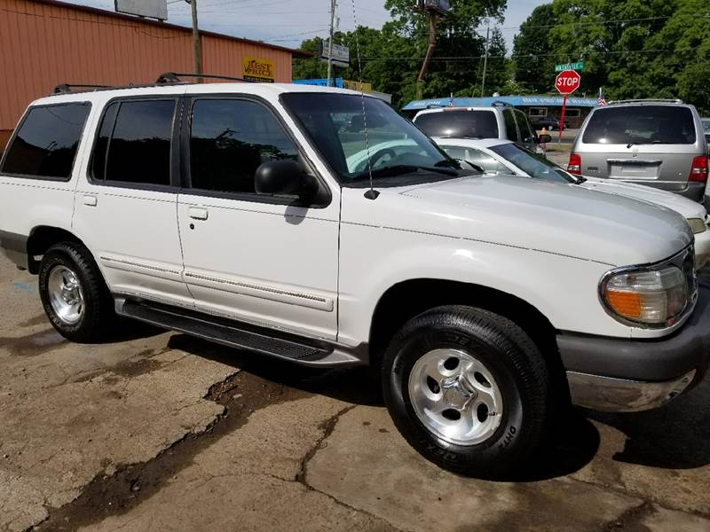 1999 Ford Explorer for sale at Discount Motors Inc in Nashville TN