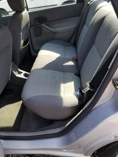 2005 Ford Focus for sale at Discount Motors Inc in Nashville TN