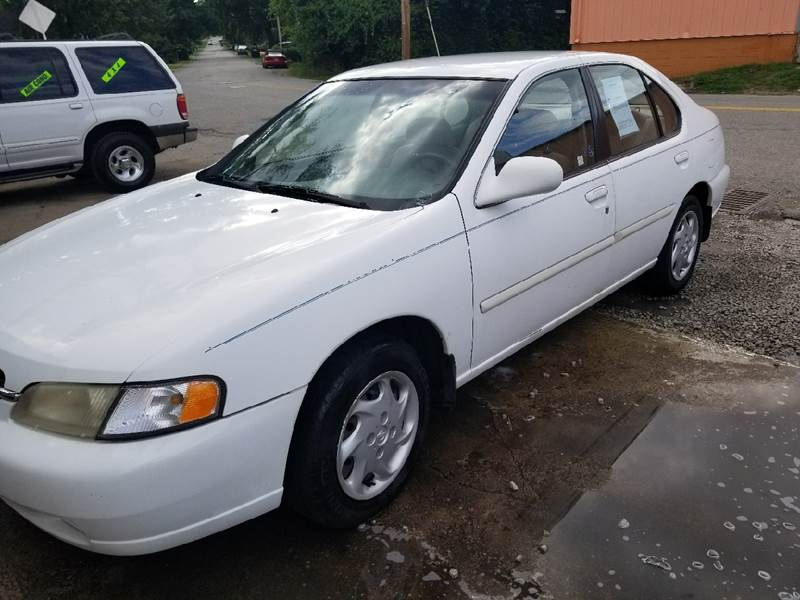 1999 Nissan Altima for sale at Discount Motors Inc in Nashville TN
