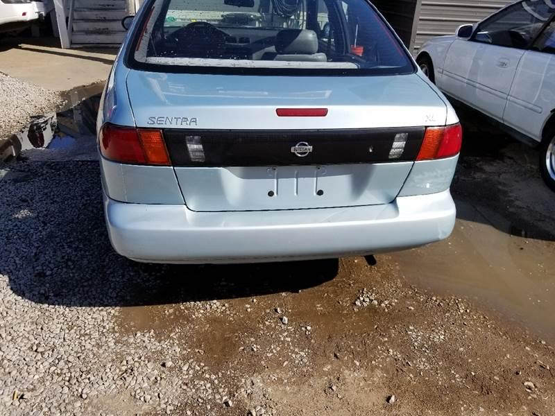 1996 Nissan Sentra for sale at Discount Motors Inc in Nashville TN