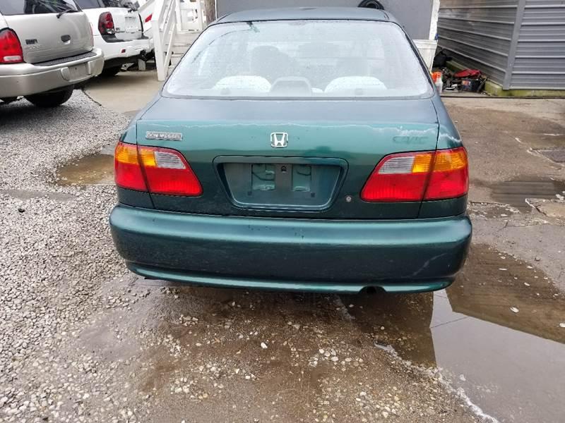 2000 Honda Civic for sale at Discount Motors Inc in Nashville TN