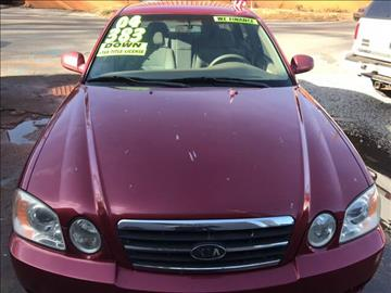 2004 Kia Optima for sale at Discount Motors Inc in Nashville TN