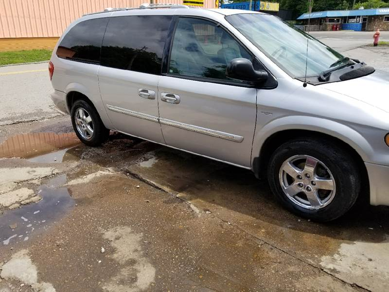 2004 Dodge Grand Caravan for sale at Discount Motors Inc in Nashville TN