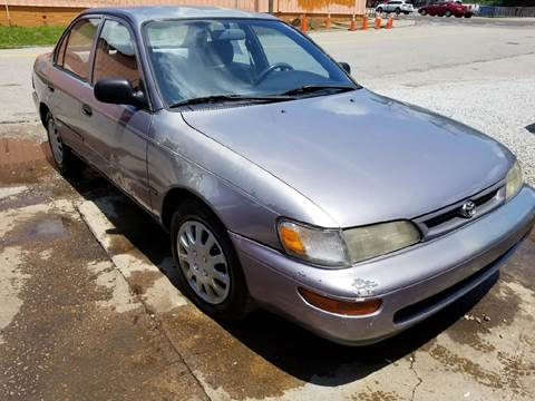 1997 Toyota Corolla for sale at Discount Motors Inc in Nashville TN