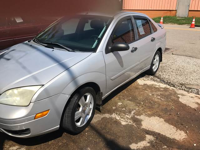 2006 Ford Focus for sale at Discount Motors Inc in Nashville TN
