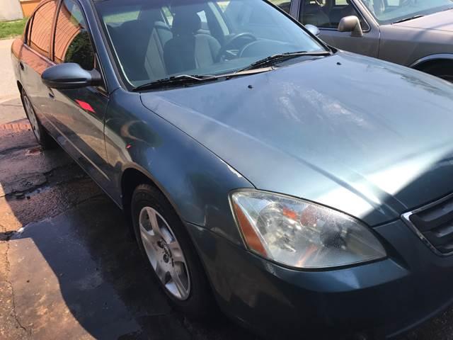 2002 Nissan Altima for sale at Discount Motors Inc in Nashville TN