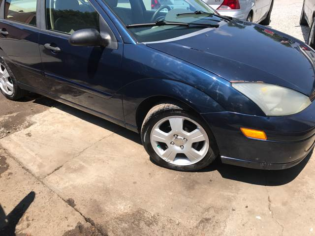 2003 Ford Focus for sale at Discount Motors Inc in Nashville TN