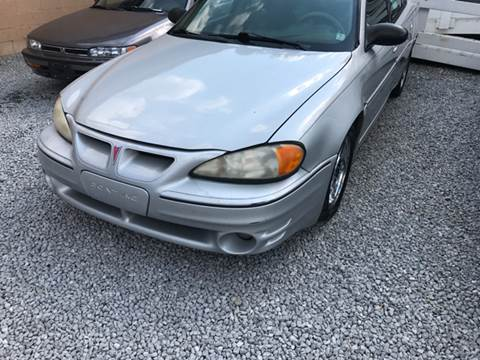 2004 Pontiac Grand Am for sale at Discount Motors Inc in Nashville TN