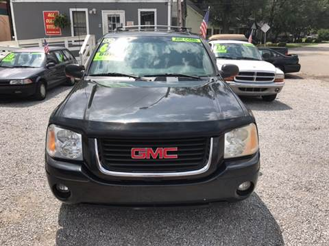 2003 GMC Envoy for sale at Discount Motors Inc in Nashville TN