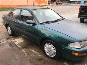 1996 GEO Prizm for sale at Discount Motors Inc in Nashville TN