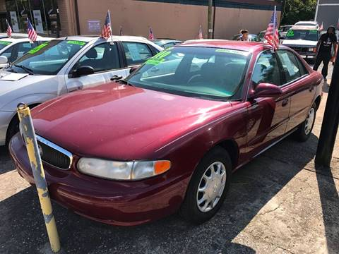 2005 Buick Century for sale at Discount Motors Inc in Nashville TN