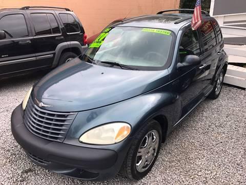 2002 Chrysler PT Cruiser for sale at Discount Motors Inc in Nashville TN