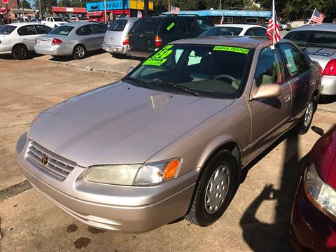 1997 Toyota Camry for sale at Discount Motors Inc in Nashville TN