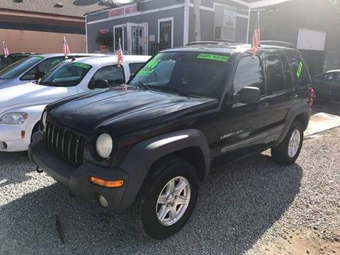 2002 Jeep Liberty for sale in Nashville, TN