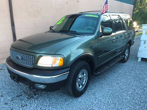 2000 Ford Expedition for sale at Discount Motors Inc in Nashville TN