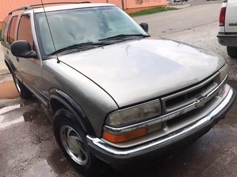 1998 Chevrolet Blazer for sale at Discount Motors Inc in Nashville TN