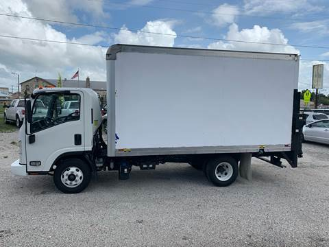 2013 Isuzu NPR for sale in Plant City, FL