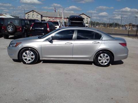 2010 Honda Accord for sale in Plant City, FL