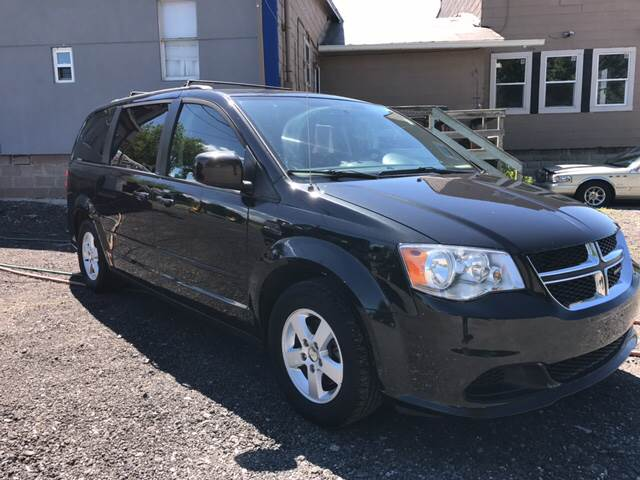 2012 Dodge Grand Caravan for sale at CERTIFIED AUTO SALES in Le Roy NY