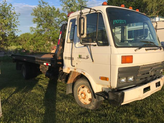 1990 Nissan ud for sale at CERTIFIED AUTO SALES in Le Roy NY