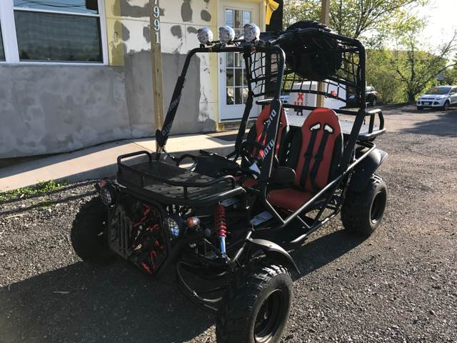 2016 Cazador Monster 200 for sale at CERTIFIED AUTO SALES in Le Roy NY