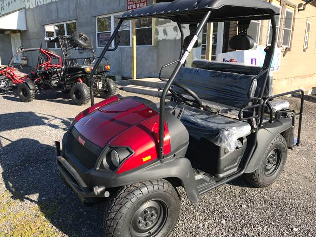 2017 Cazador XY 200 U for sale at CERTIFIED AUTO SALES in Le Roy NY