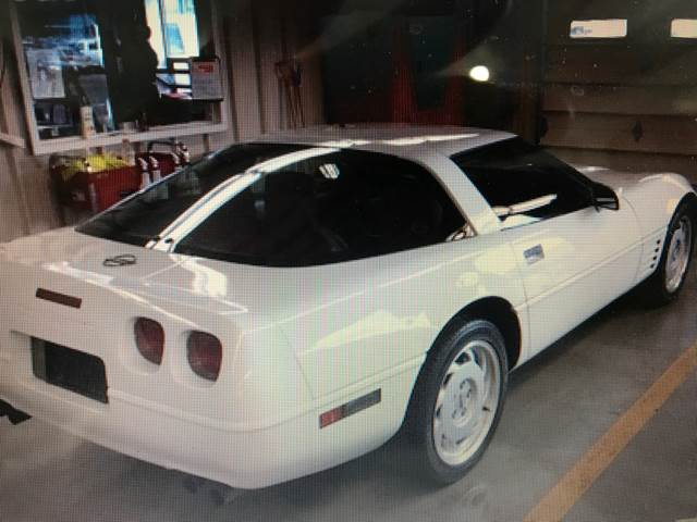 1991 Chevrolet Corvette for sale at CERTIFIED AUTO SALES in Le Roy NY