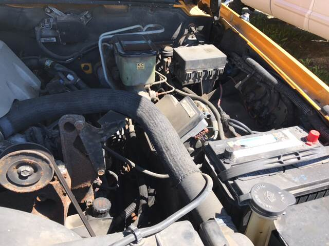 1998 Chevrolet C/K 3500 Series for sale at CERTIFIED AUTO SALES in Le Roy NY