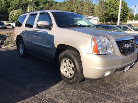 2008 GMC Yukon for sale at CERTIFIED AUTO SALES in Le Roy NY