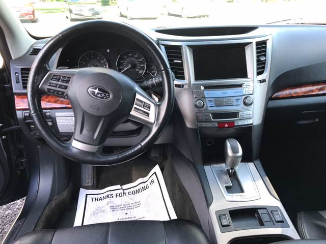 2012 Subaru Legacy for sale at CERTIFIED AUTO SALES in Le Roy NY
