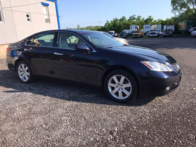 2007 Lexus ES 350 for sale at CERTIFIED AUTO SALES in Le Roy NY