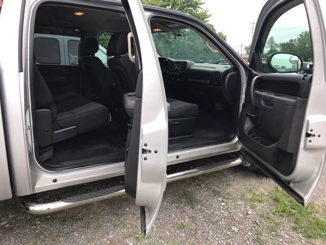 2010 Chevrolet Silverado 1500 for sale at CERTIFIED AUTO SALES in Le Roy NY